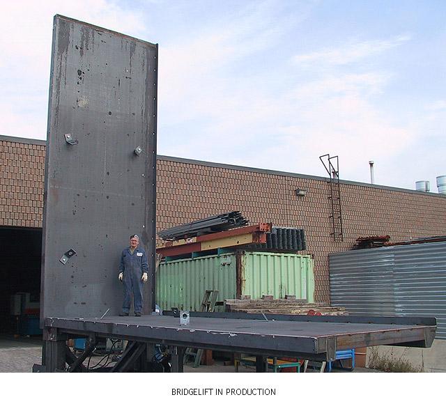 BridgeLift in Production