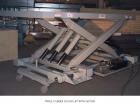 Triple Cylinder Scissor Lift with Castors